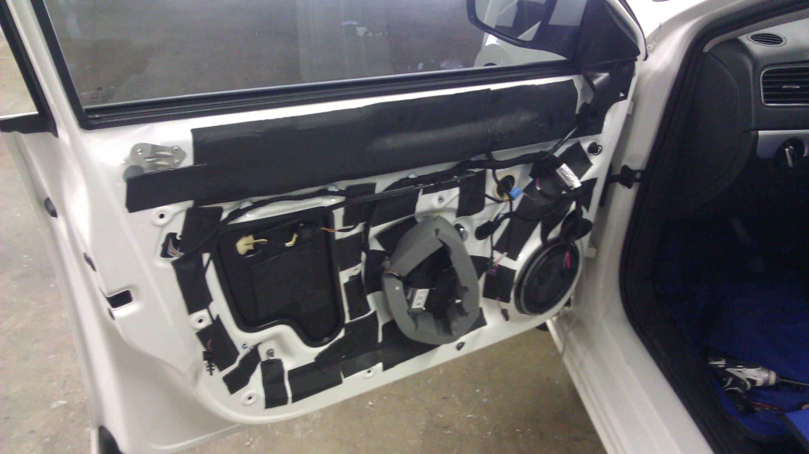 2011 VW Jetta sound system upgrade. & 2011 VW Jetta sound system upgrade. - Handcrafted Auto Marine ...