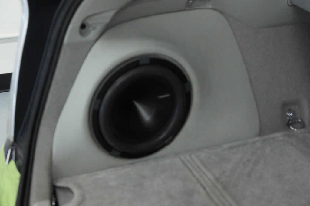 2010 Toyota Prius Gets A Full Audisonhertz Sound System Rhhandcraftedcaraudio: Toyota Prius Factory Subwoofer Location At Elf-jo.com