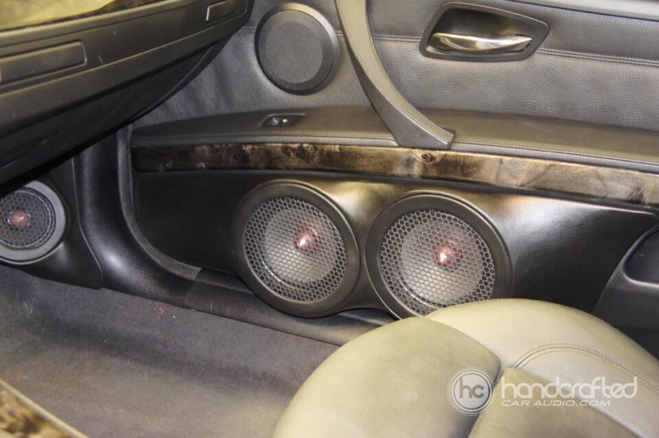 2008 Bmw 335i Full Custom Sound System Handcrafted Auto