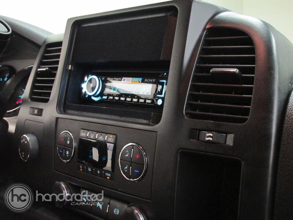 2011 Chevrolet Silverado comes from Georgia to get an iPad ...