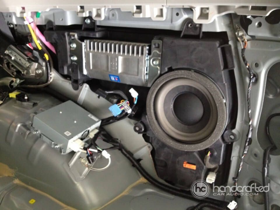 2012 Toyota 4 Runner Gets An Audison Full Da Sound System