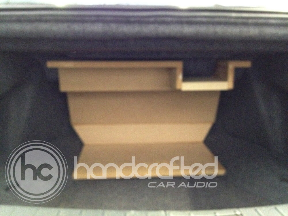 Acura TL Subwoofer Enclosure Handcrafted Auto Marine Offroad - Acura tl subwoofer enclosure