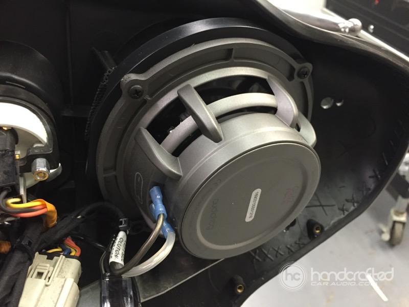 Harley Davidson Street Glide Stereo Upgrades