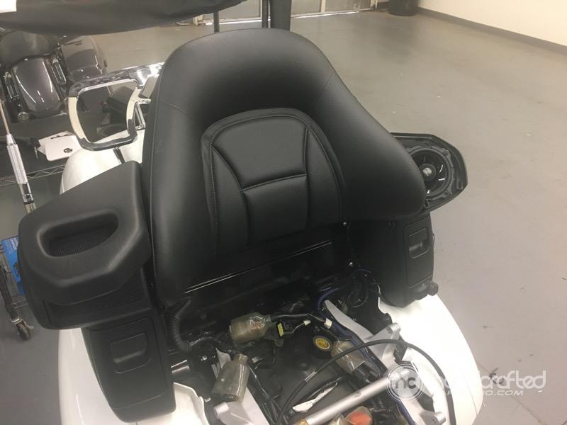 2012 Honda Goldwing Audio System Upgrade Handcrafted