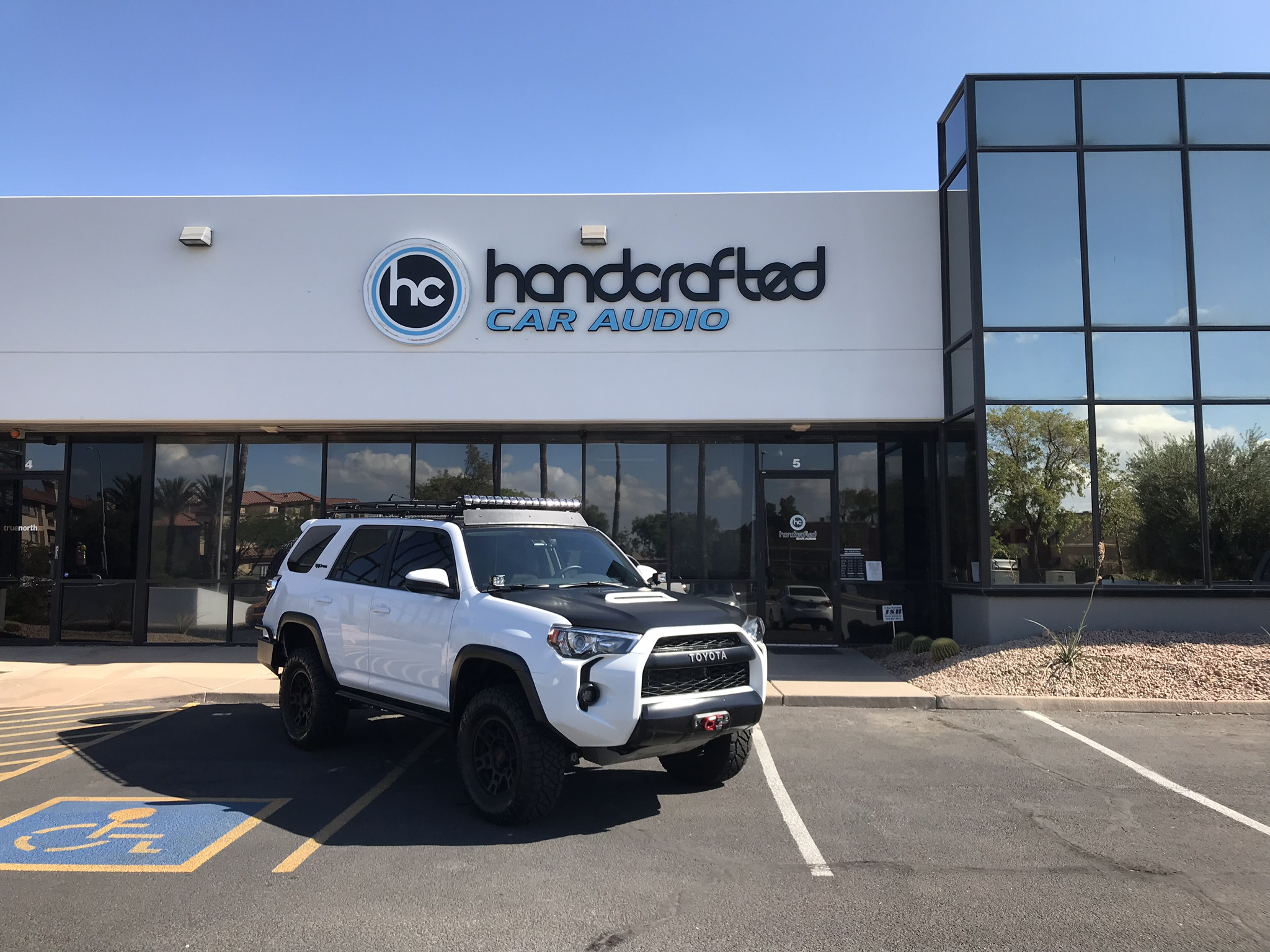 Handcrafted Builds A 2017 Toyota 4runner Trd Pro